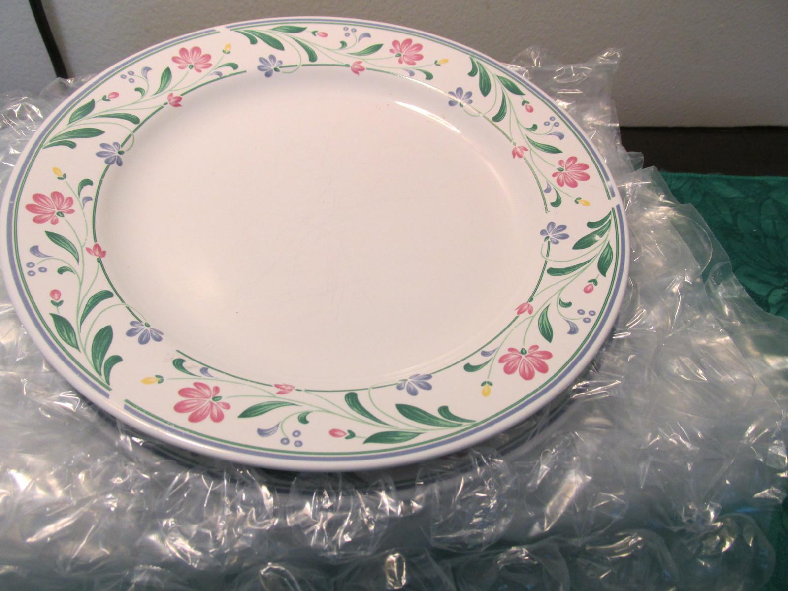 """Farberware Brandywine Salad Plates  -  Set Of Six 8 1/2"""" Salad Plates - $25.00"""