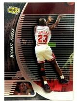 Michael Jordan 1999-00 Upper Deck Ionix #2 NBA HOF Chicago Bulls - $3.91