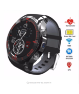 New S11 Android 5.1 Smart Watch 1.3'' Round Screen 2.0MP Camera MTK6580 ... - $86.00