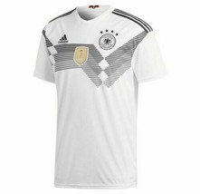 adidas Mens Germany Home Jersey World Cup 2018 BR7843 White Size Small MSRP $90 - $44.95