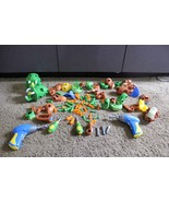 Create A Dinosaur Create And Play Happy kid play  Toy Dino with tools 10... - $34.99