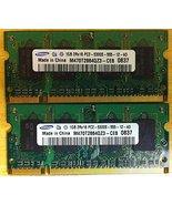 2GB Kit Apple iMac, MacBook, MacBook Pro Memory Upgrade 2 x 1GB (MA346G/... - $7.90
