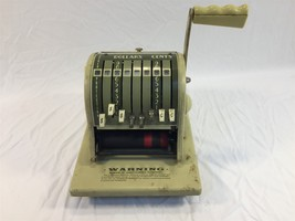 Vintage Paymaster Series 8000 With Key - $39.99