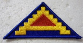 7th Army Patch Ssi U.S. Army - Full COLOR:K7 - $3.00