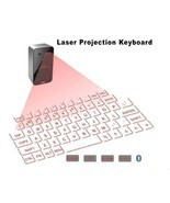 Keyboard Virtual Laser Bluetooth Projection Smartphone PC Tablet Laptop ... - $37.36