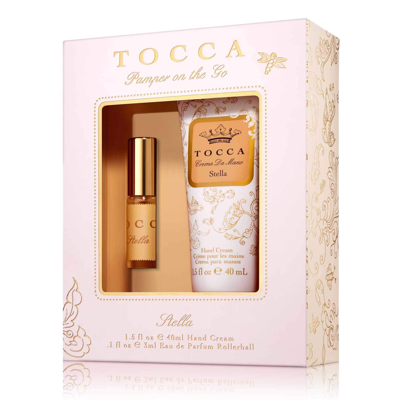 Primary image for Tocca Stella Pamper on the Go Gift Set