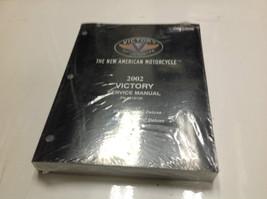2002 Polaris Victory Workshop Repair Service Shop Manual New 2002 - $148.45