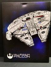 "Artissimo Disney Star Wars Millennium Falcon Canvas Print, 19"" x 15"", RE... - $4.00"
