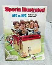 Sports Illustrated November 21 1977 Football AFC vs NFC - $5.89