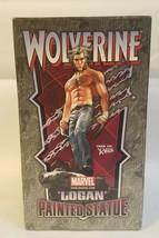 Bowen Designs Logan Wolverine Statue X-Men Marvel #1694/2000 - NEVER DISPLAYED - $198.00