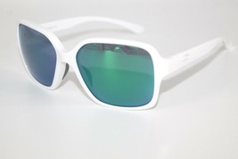 Oakley Proxy Sunglasses OO9312-07 Polished White Frame W/ Jade Iridium Lens - $64.34