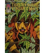 Marvel Comic Tigra New Warriors Flip Book Vengeance Mace Direct Edition ... - $9.99