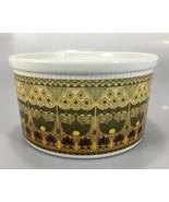 "Royal Doulton Parquet Oven China Souffle Dish Casserole 4 Cup 6 x 3.5"" E... - $34.30"