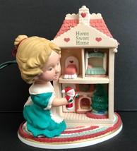 Hallmark Magic Lights Keepsake Christmas Tree Ornament 1993 Dollhouse Dr... - $15.83