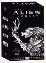 DVD - Alien Legacy (Alien / Aliens / Alien 3 / Alien: Resurrection) 4-DVD  - $28.95