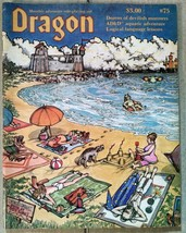 Dragon Magazine July 1983 #75 - $9.89