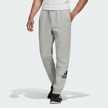 Adidas Athletics Must Haves BOS Men's Training Pants Running Gray FS4630 - $67.99