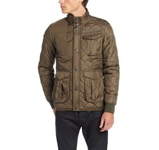 G-Star Raw Men's Amundsen Quilted Overshirt  Jacket in Magma, Size L $24... - $89.75