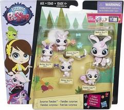 Littlest Pet Shop Surprise Families Mini Pet Pack (Bunnies) Doll - $10.88