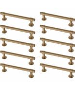 "Franklin Brass 4"" Champagne Bronze Straight Bar Drawer Pull (10-Pack) - $19.79"