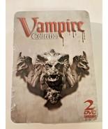 Vampire Collection 2 DVD Tin Set Carnal Night Orgy Dracula's Curse & Mor... - $13.85