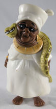 Disney Princess And The Frog Mama Odie Old Lady With Juju Snake Figure P... - $5.99