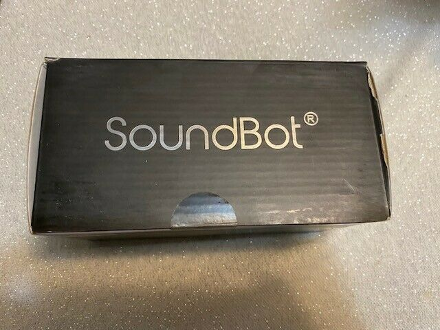 SoundBot SB572 Bluetooth 4.1 Wireless Speaker for 8hrs Music Streaming Brand New