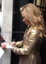 Anastacia (Singer) SIGNED Photo + COA Lifetime Guarantee - $54.99