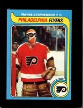1979-80 Topps #38 Wayne Stephenson Nm Flyers *X5100 - $3.96