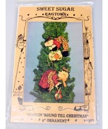 Christmas ornament pattern Santa Mrs Claus rustic country decoration pat... - $12.31