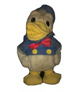 Vintage Donald Duck Battery Operated Talking Collectible Toy As Is - $49.49