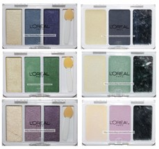 L'OREAL* 1pc COLOUR COMPLEMENTS+CONTRASTS Creme/Pressed EYESHADOW *YOU C... - $9.99