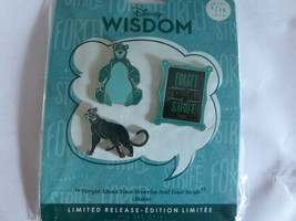 Disney Trading Pins 133616 DS - Disney Wisdom Collection - March 2019 - The Ju - $37.12