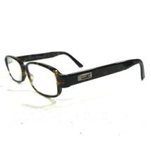 Gucci GG1185 086 Sunglasses Eyeglasses Frames Brown Tortoise Oval Full R... - $93.49