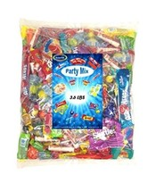 Assorted Candy Variety Mix 3.6 Lbs Party Mix Bulk Bag Halloween Candies ... - $32.35