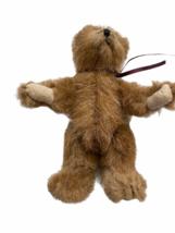 """Boyds Bears Plush """"Neville"""" Fully Jointed Bear 6""""  1990 Easter Spring - $10.88"""