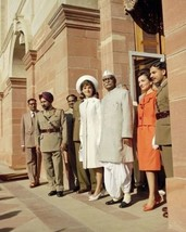 First Lady Jacqueline Kennedy with the President of India New 8x10 Photo - $8.81