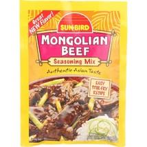 SunBird Seasoning Mix - Mongolian Beef - 1 oz - case of 24 - £21.52 GBP