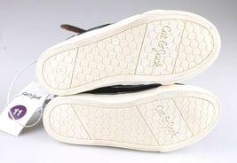 0Cat & Jack Bébé Garçons' Marron Ed Baskets Mi Haut Chaussures 12 US Nwt image 7