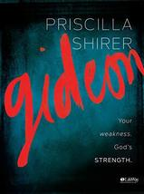 Gideon - Bible Study Book: Your Weakness. God's Strength. [Paperback] Sh... - $5.92