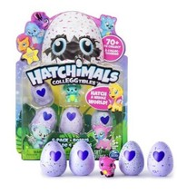 Hatchimals - Colleggtibles - 4-Pack Bonus Plus Spinmaster - $18.37