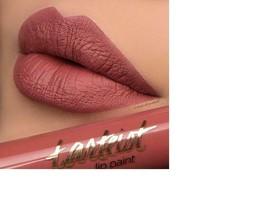 TARTE Lip Paint LIQUID LIPSTICK DELISH Rosey Mauve FULL SIZE NEW Authentic - $16.34