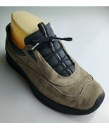 Ecco Women's Black and Tan Sneakers Size 38  - $46.02 CAD
