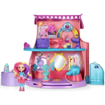 NEW! Nickelodeon Sunny Day's Fan-tastic Salon Playset, Doll, & Styling Tools - $44.54