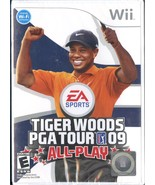 Nintendo Wii : Tiger Woods PGA Tour 09 All-Play VideoGames - $15.99