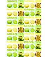 14 Macaroon Green Tea & Passion Fruit Moisturizing Macaron LIMITED ED Li... - $19.28