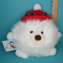 "Commonwealth Sno-Ball 8"" Plush Moostletoe Christmas Moose Friend Venture Vintage - $29.95"