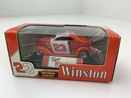 Winston Stock Rod #23 Racing Champions 1998 Edition 1/64 New - $15.83