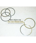 HONDA 07-17 TRX420 Rancher  Piston Rings  .010 .25mm  86.75mm MADE IN JA... - $24.97