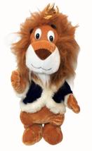 "Rare Plush LION King Crown Six Flags Great Adventure Stuffed Animal Cat 21"" - $37.99"